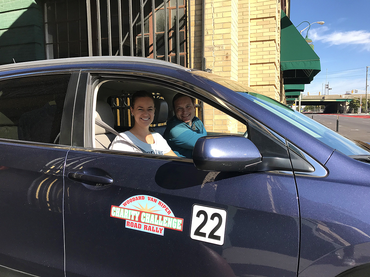 2019 Woodard Van Riper Charity Challenge Road Rally