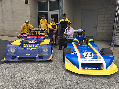 2017 SVRA Vintage Racing Invitational