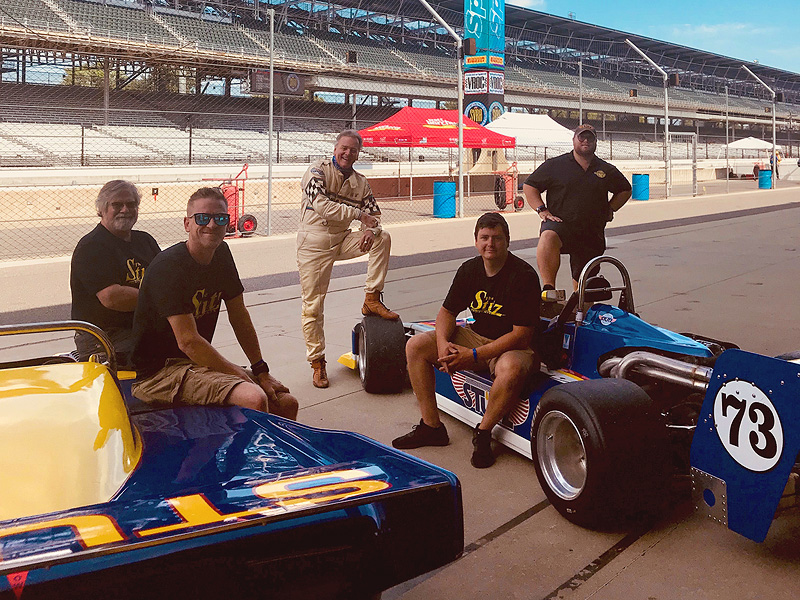2019 SVRA Brickyard Vintage Racing Invitational