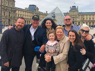 France Family Trip
