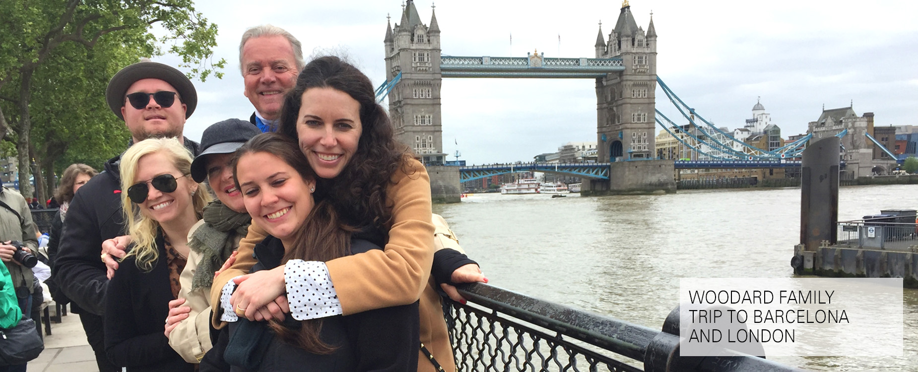 Woodard Family Trip to Barcelona and London