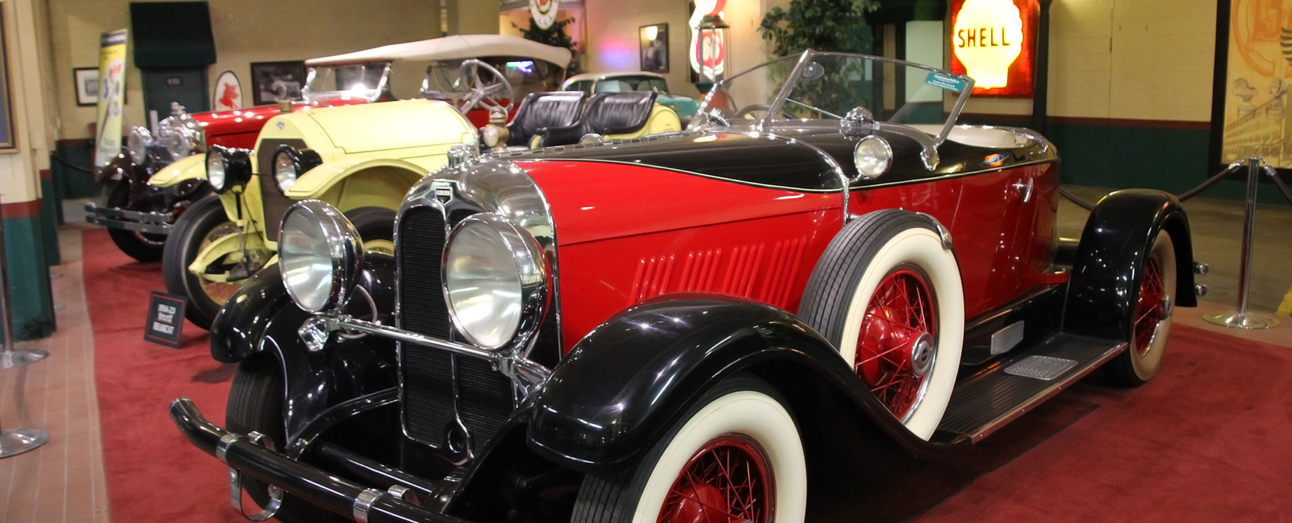 Turner Woodard - The Auto Collection of Turner Woodard
